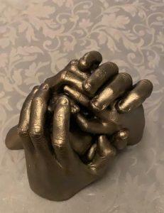 Memories By Denaro Kids Cluster Hands
